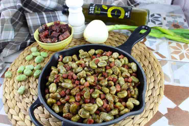 beans with serrano Ziryab heritage