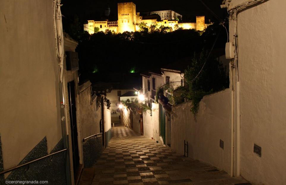 Misterios y enigmas en Granada