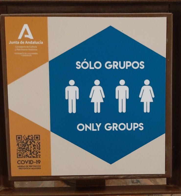 parada grupos Alhambra