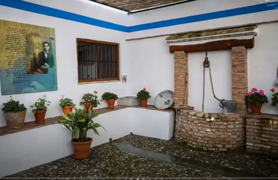 Following the footsteps of Federico García Lorca around the world. Virtual Tour