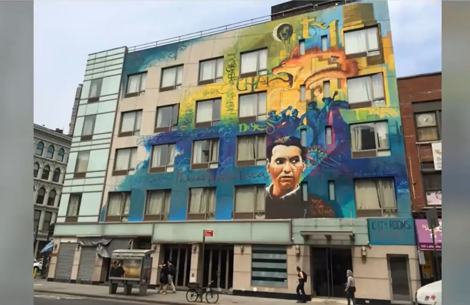 Federico García Lorca: poeta universal. Tour virtual