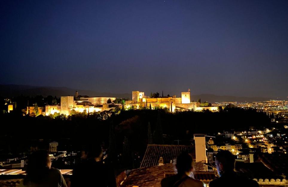 Alhambra y Albaicín: Miradas entre dos colinas