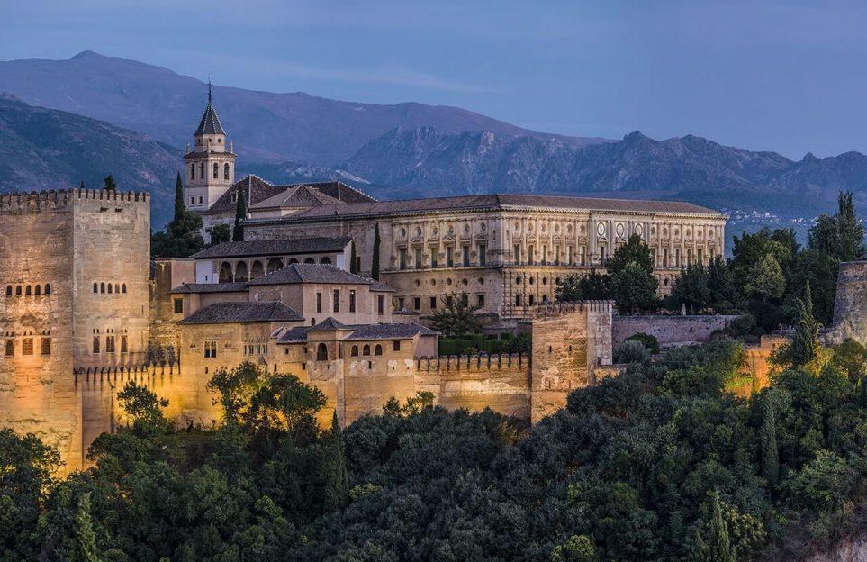 vista Alhambra desde mirador