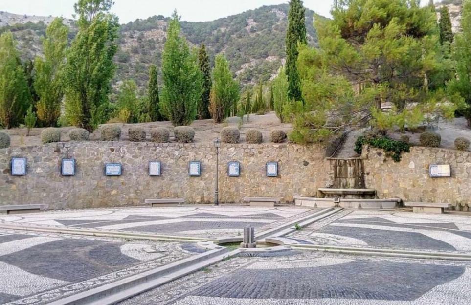 Lorca: Guerra Civil y muerte. Ruta de senderismo cultural