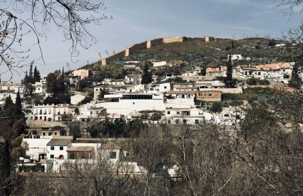 Senderismo cultural por la Dehesa del Generalife