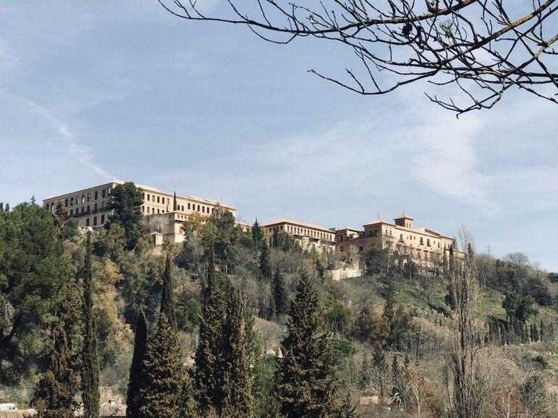 Acequia Real: senderismo cultural por el entorno del Generalife.