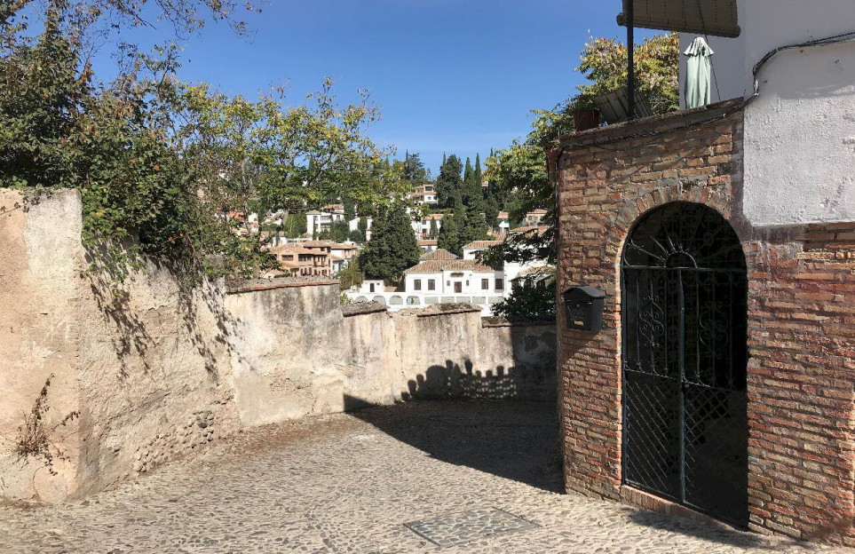 Randonnée culturelle autour de l'Alhambra : la colline de Sabika