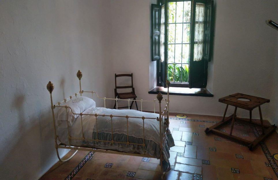 Lorca à Fuentevaqueros: le début d'un génie