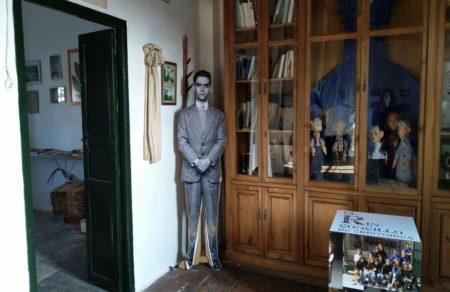 Granero de la casa de la familia Lorca