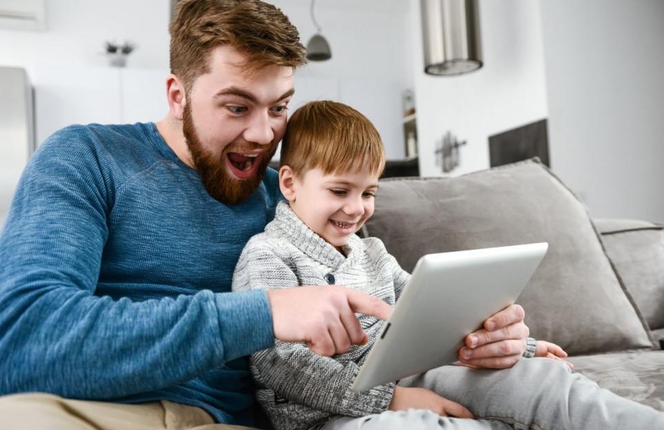 Con la música a otra parte – Actividad virtual para niños