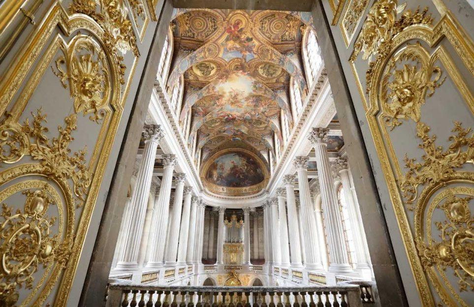 """Tour virtual por Versalles """"Un día en el Versalles de Luis XIV"""""""