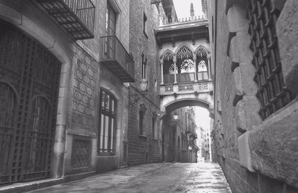 La Sombra del Viento. Tour online en vivo desde Barcelona