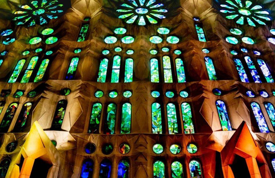 """Tour Virtual en """"La Sagrada Familia a fondo"""""""