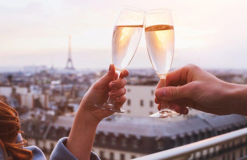 Amores y desamores en París. Sesión en vivo