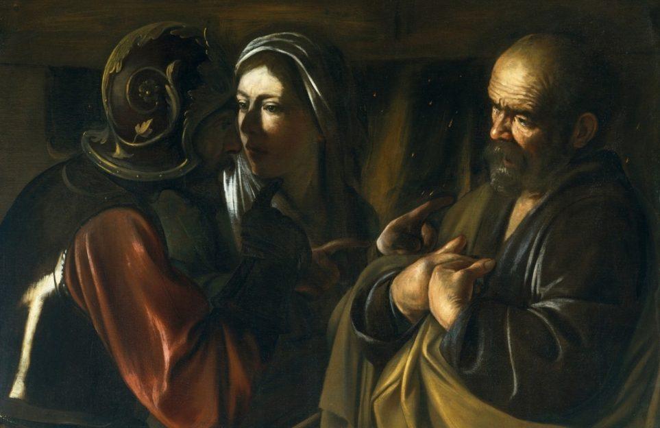 Caravaggio: Una vida de aventura en aventura. Sesión en vivo.
