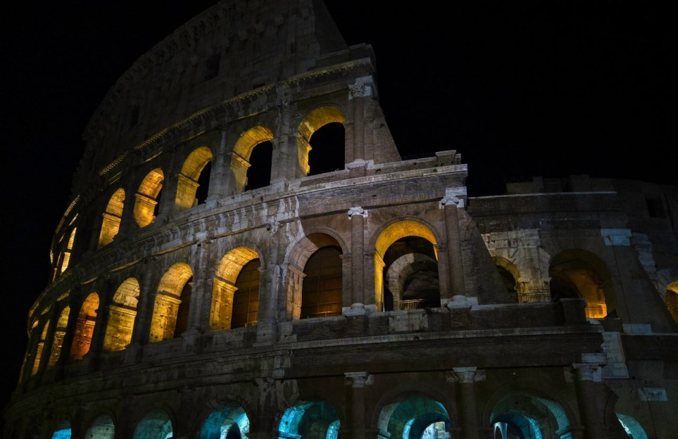 Los fantasmas de Roma. Tour virtual