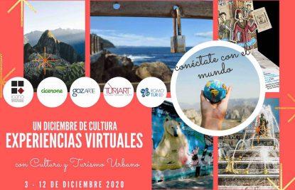 Un diciembre de cultura: experiencias culturales