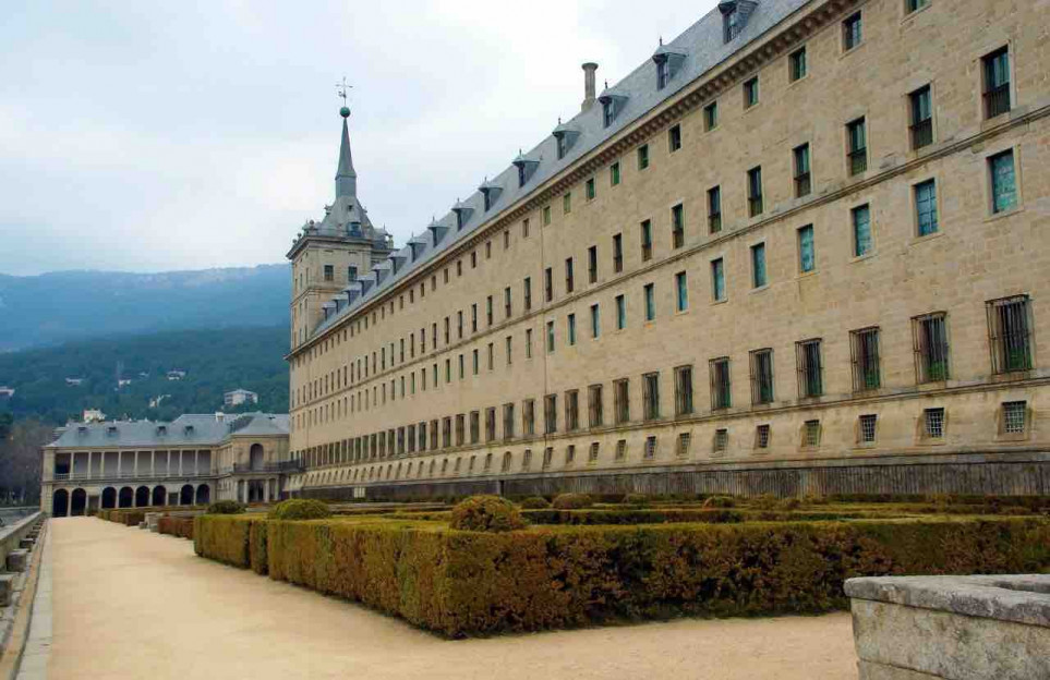 "Tour virtual ""Los secretos del Escorial"""