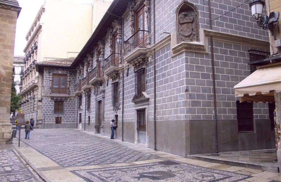 La transformación de Granada, del Islam al Cristianismo