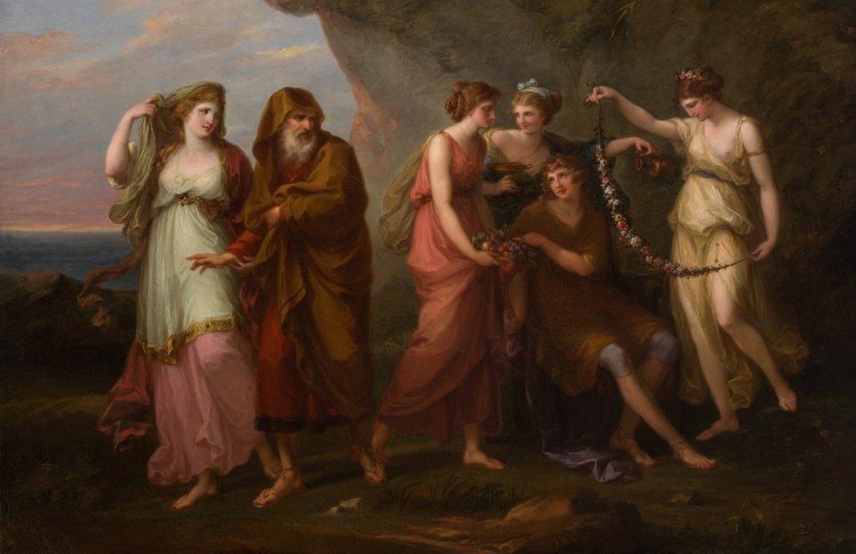 """Tour virtual teatralizado """"La Odisea: la mayor aventura de todos los tiempos"""""""
