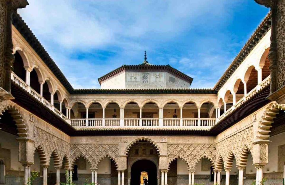 Juego de tronos en Andalucía. Tour online