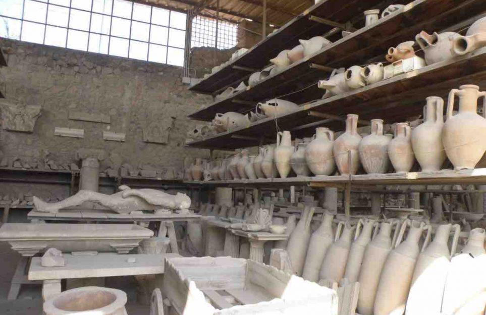 Pompeya, la más viva de las ciudades muertas. Tour virtual