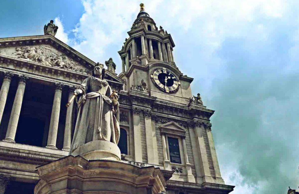 Las mujeres en Londres. Tour virtual
