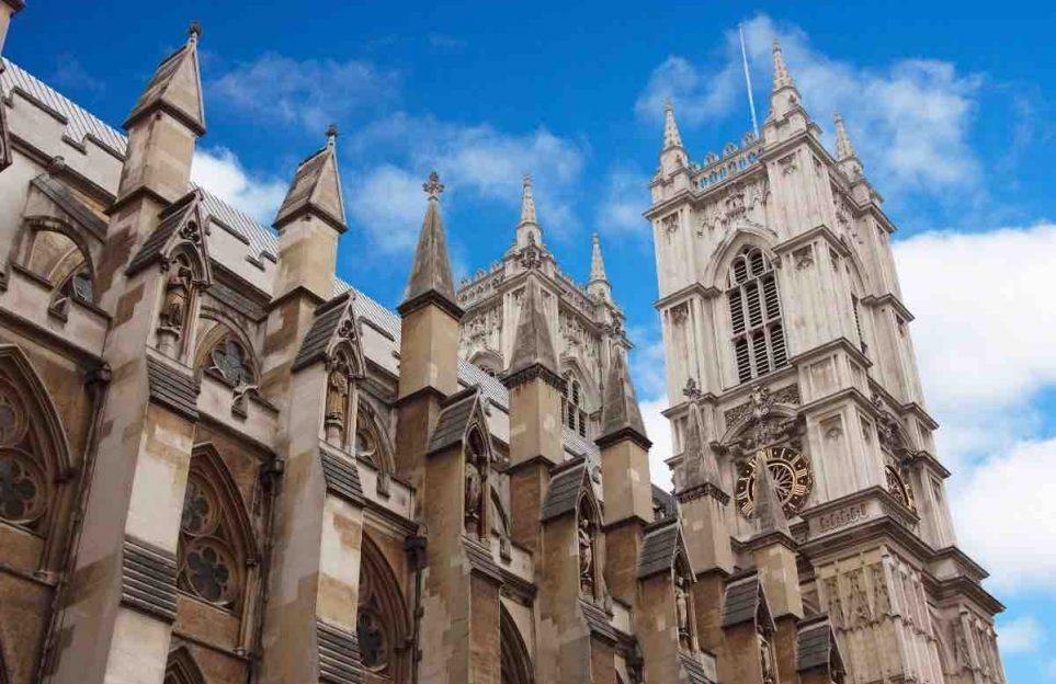 Tour virtual: Westminster y la Monarquía.