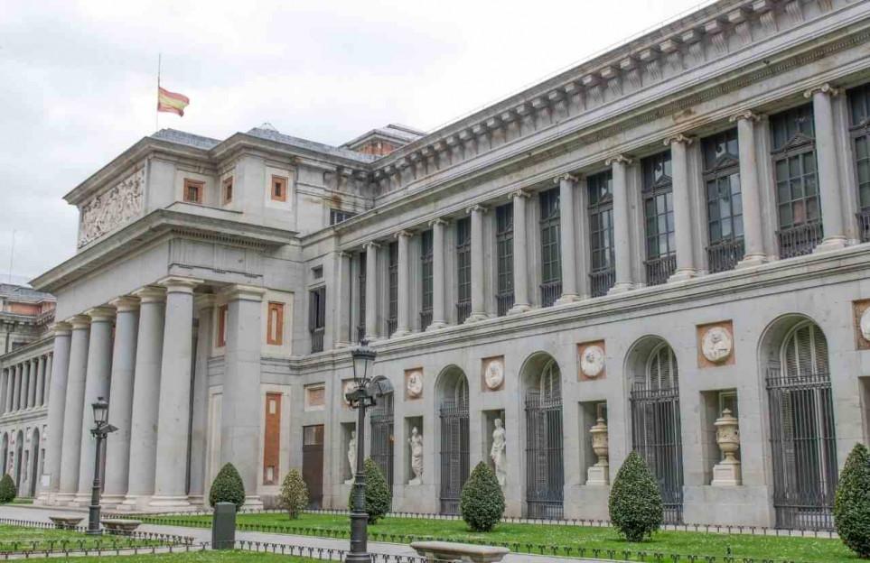 Pasiones mitológicas en el Prado. Tour virtual