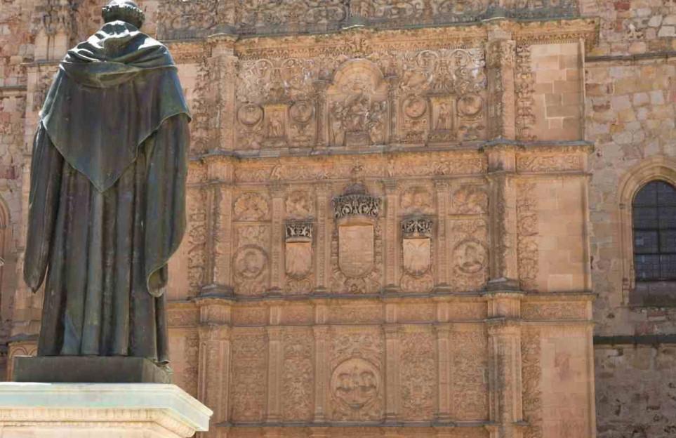 La universidad de Salamanca. Sesión en vivo