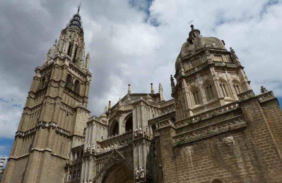 La catedral de Toledo. Sesión en vivo