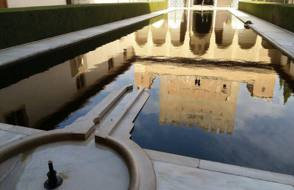 The Hydraulic System: Conquering Water at the Alhambra. Private guided tour