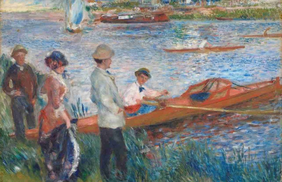 El París de los impresionistas