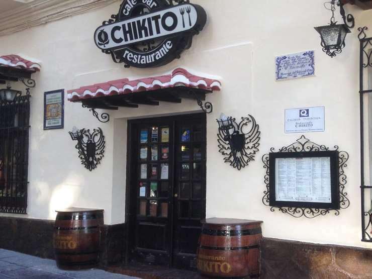 Ckikito restaurant in Granada