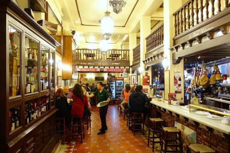 La gran Taberna in Granada