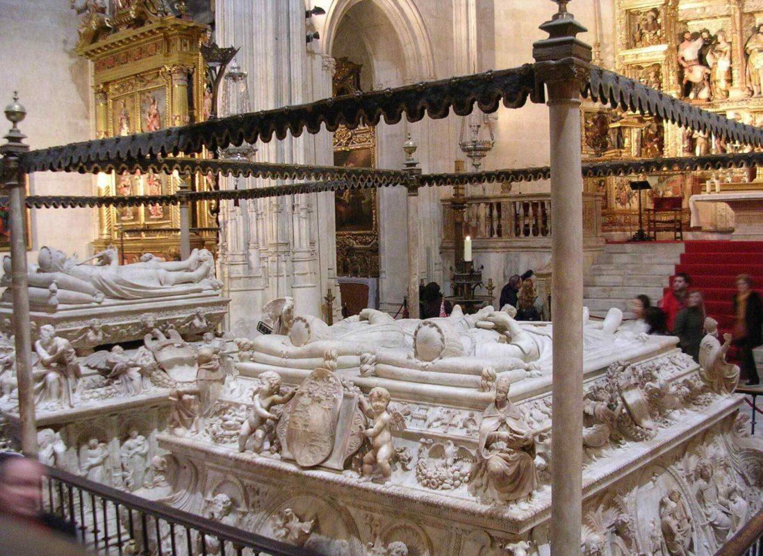 Royal Chapel in Granada