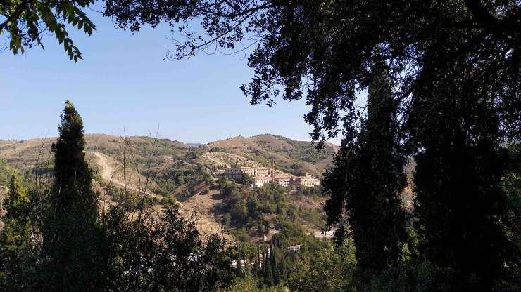 panoramic views of sacromonte abbey