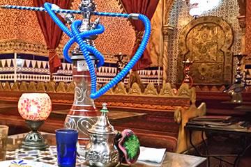 bagdad tea shop in granada