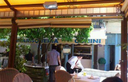 Cunini restaurant in Granada