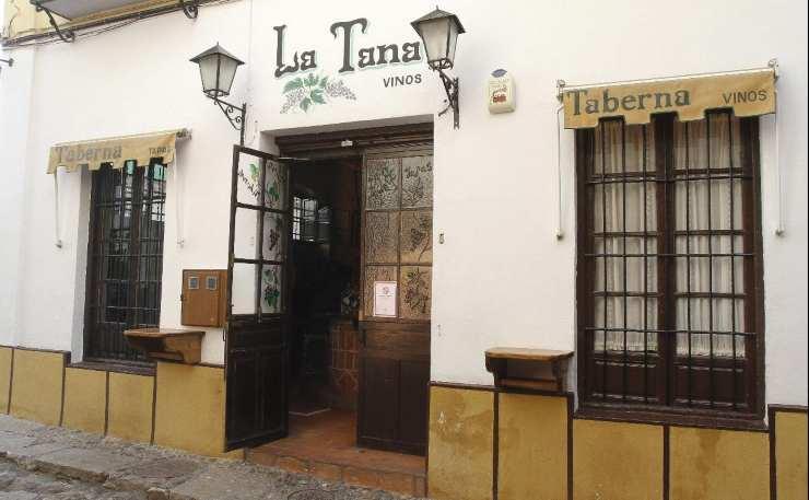 Taberna La Tana in Granada