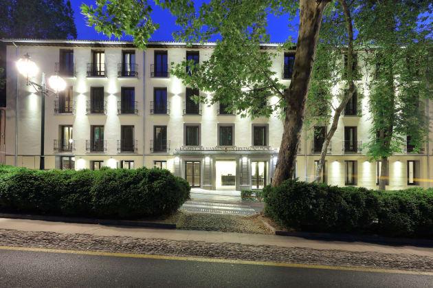 Eurostars Washington Irvin hotel in Granada