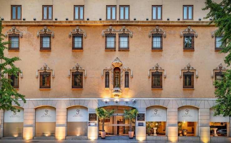 Palace Hotel in Granada
